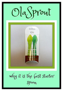 OlaSprout Baby Spoon Product Review