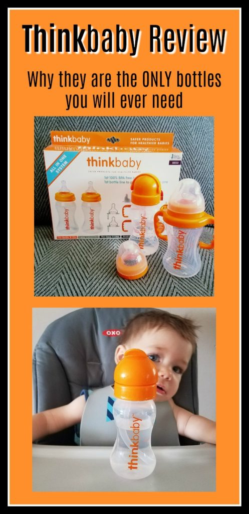 ThinkBaby Bottles Product Review