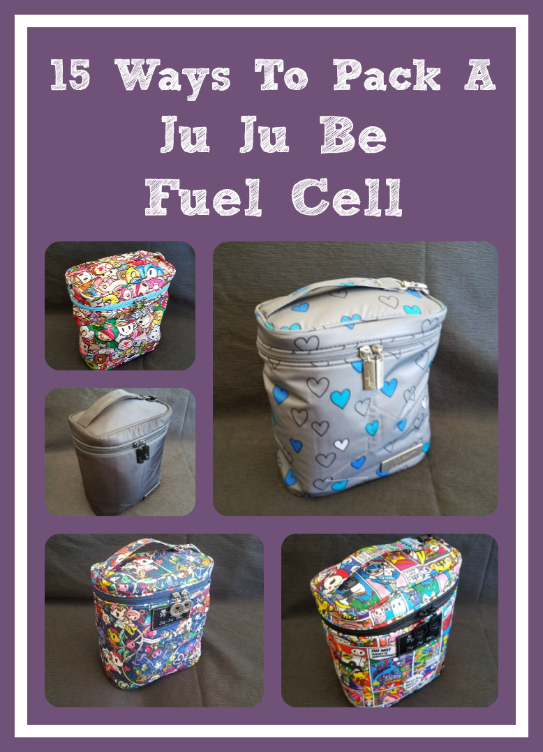 Ju-Ju Be Fuel Cell Packing