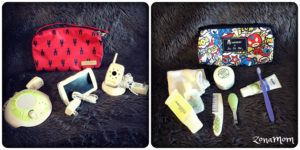 Ju-Ju Be Be Quick and Be Set Medium Piece packed with toddler essentials