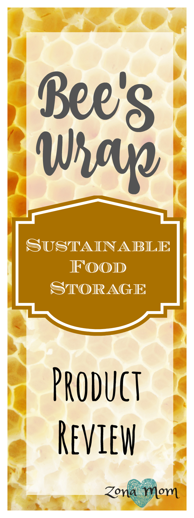 Bee's Wrap | Reusable Food Wrap | Cloth Food Wrap | Bee's Wax Food Wrap | Sustainable Food Storage | Environmentally Friendly | All Natural Food Storage | Product Review