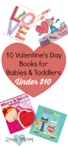 Valentine's Day Books for babies | Toddler Valentine's Day books | Baby Valentine's Day Gift | Toddler Valentine's Day Gifts | Books under $10
