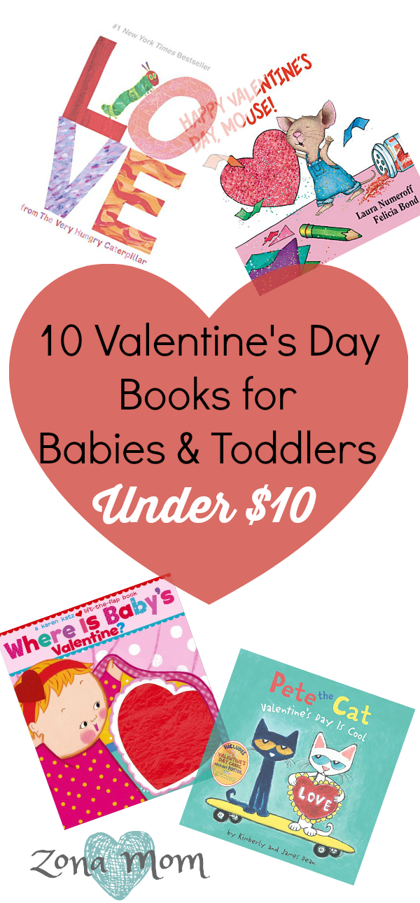 Valentineu0027s Day Books for babies | Toddler Valentineu0027s Day books | Baby Valentineu0027s Day Gift |  sc 1 st  ZonaMom & 10 Valentineu0027s Day Books for Babies and Toddlers Under $10
