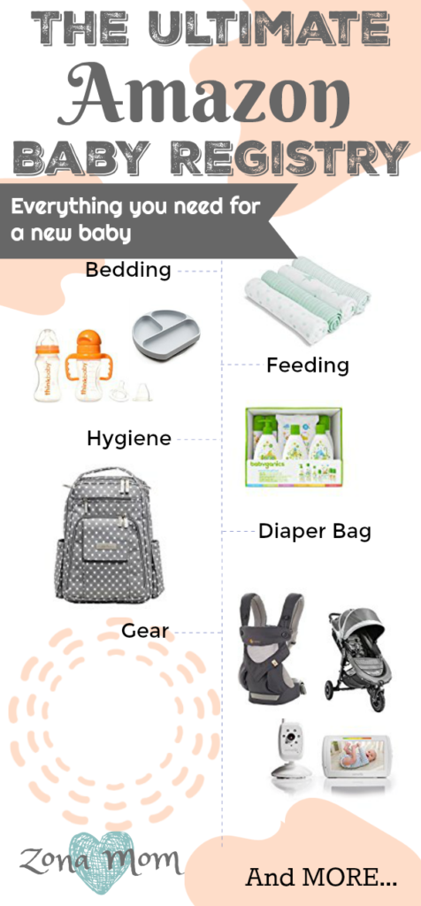 Everything That You Need For Your Baby - The Ultimate Baby Registry